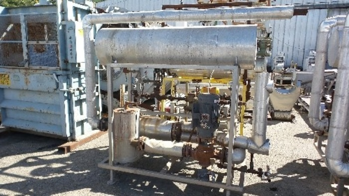 Bell & Gossett Type Hot Water Heat Set #2224