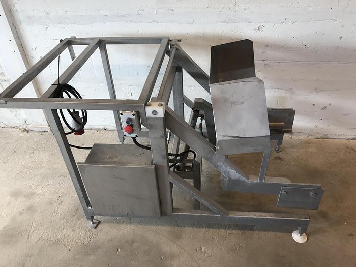Använd Skänkvagnstipp 118cm