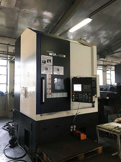 Used Hyundai wia LV800R - CNC Vertical machining centers - 2016