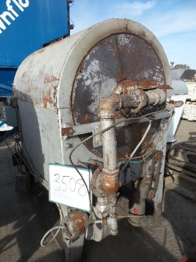 Bauer Dry Roaster Model 322 #3508