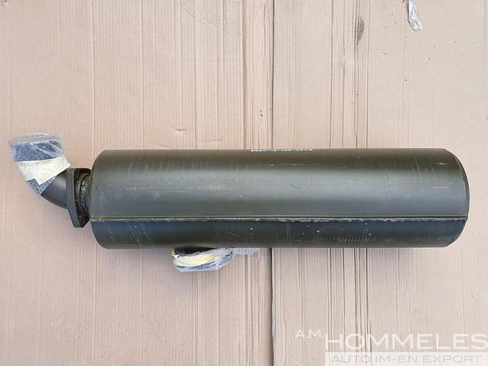 Used Muffler m-boot groß