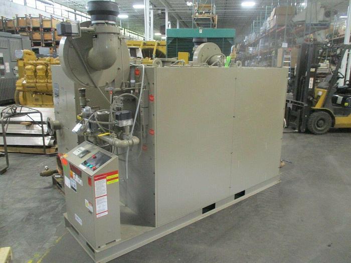 Used Fulton Natural Gas Boiler VTG-2000