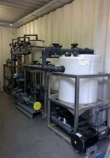 Used Wastewater Treatment Unit - 5 up to 56 m3/day