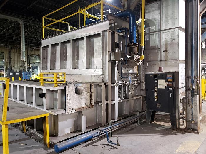 120,000 LB Melting Furnace: MC-442