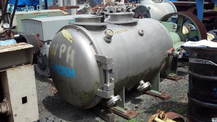 Used FINCKH MDL. HICO SIZE 3 PRESSURE SCREEN S/S