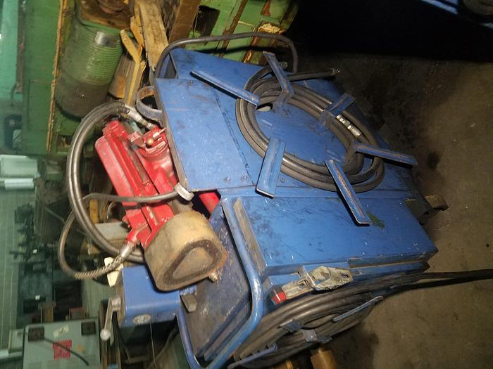 """1"""" Lamina Hydraulic Drill w/ Pwr. Unit"""