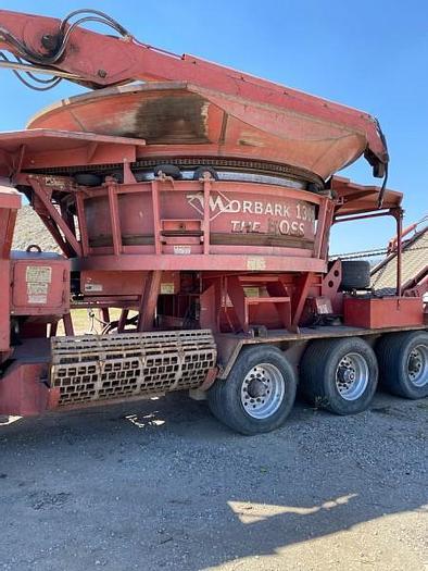 Used 2008 Morbark 1300 B Tub Grinder