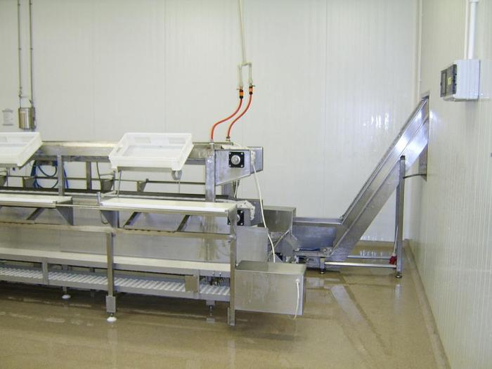 20 station trimming line