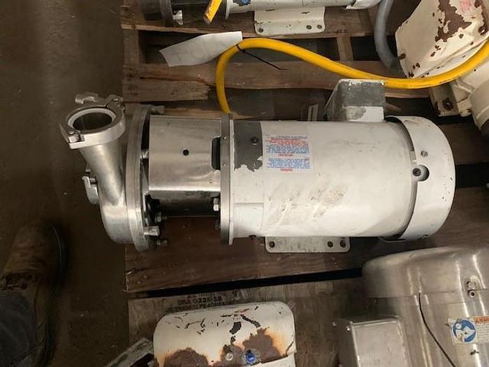 "Used 5 Hp 2"" x 2"" Centrifugal Pump"