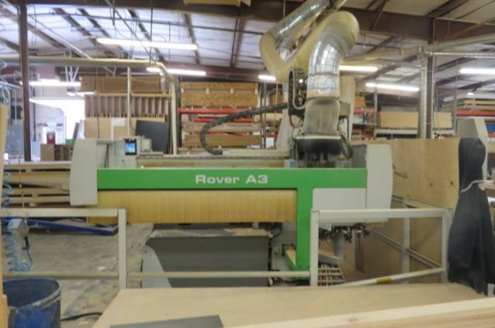 Biesse A3.65 Flat Table