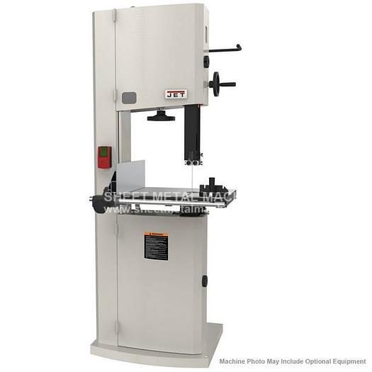 JET JWBS-15 Steel Frame Bandsaw 1-3/4HP 115/230V 714600