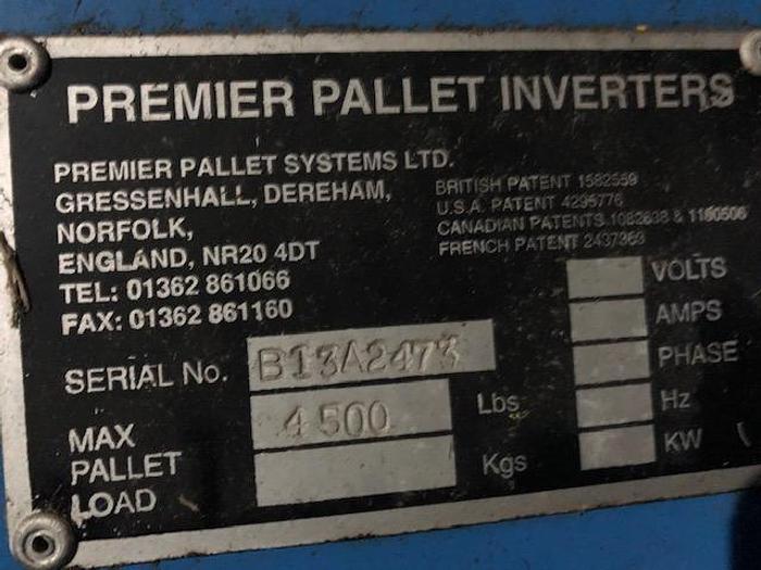 Premier Pallet Inverter