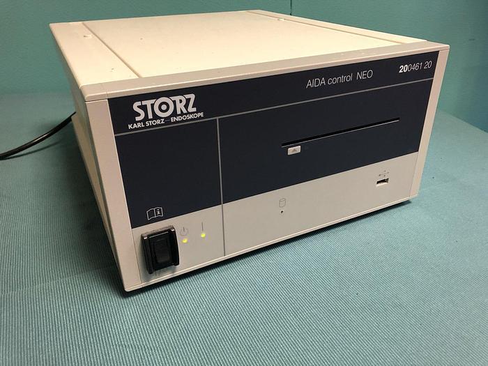 Gebraucht Karl Storz Aida Control NEO 20046120 Endoskopiesystem