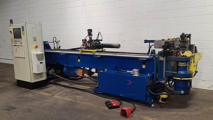 Used Addison McKee 5-axis PB75 STE CNC