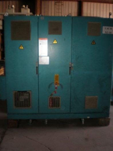 310 Ton Ferromatik-Milacron Injection Molding Press; 2 Color; 2 Injector Screws