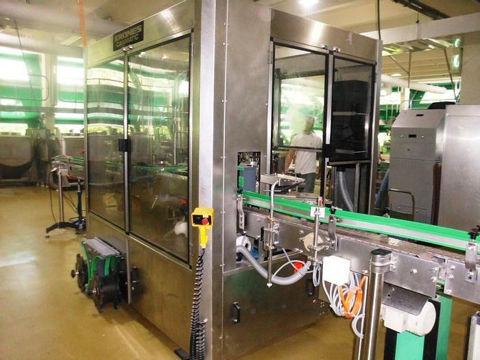 Gebraucht Etikettiermaschine (Leimetiketten)