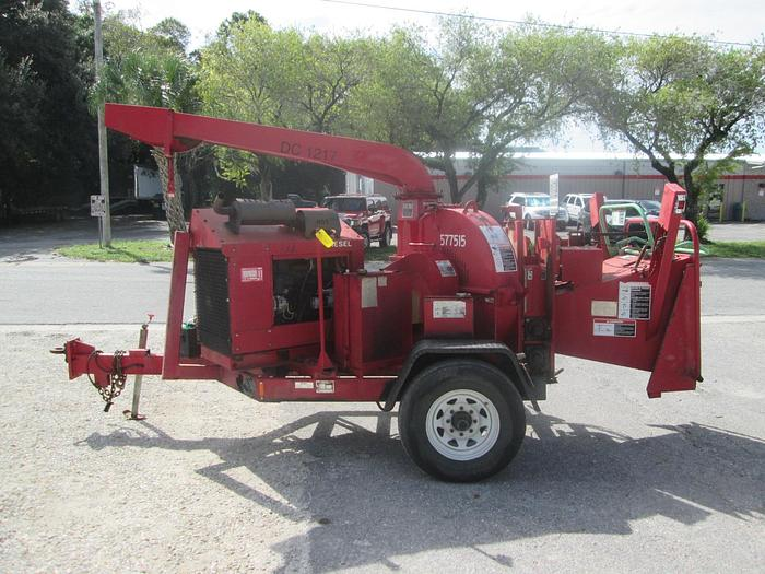 Used 2007 Altec Towable Wood Chipper