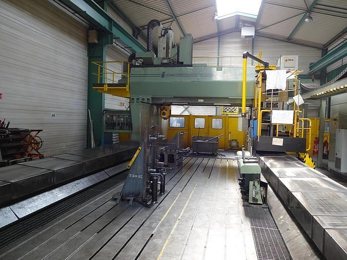 Used Frezarka bramowa CNC JOBS