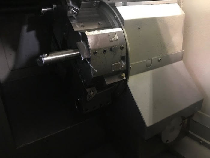 1996 KITAKO MT4-200 1996 4-SPINDLE CNC HORIZONTAL TURNING CENTER