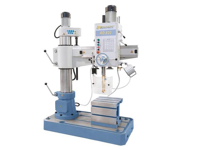 Bernardo radiaalboormachine (Nieuw)