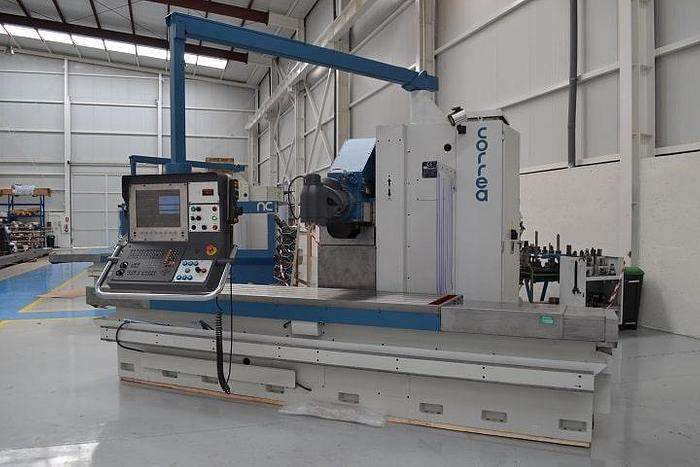 Refurbished Refurbished 1998 Correa CF22/25 Bed Type Milling Machine