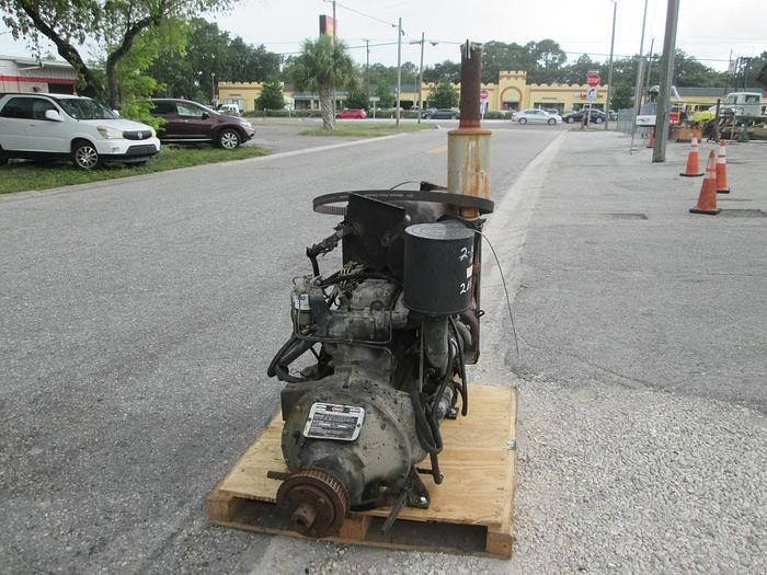 Used Power Unit With Power Transmission Unit (PTO)