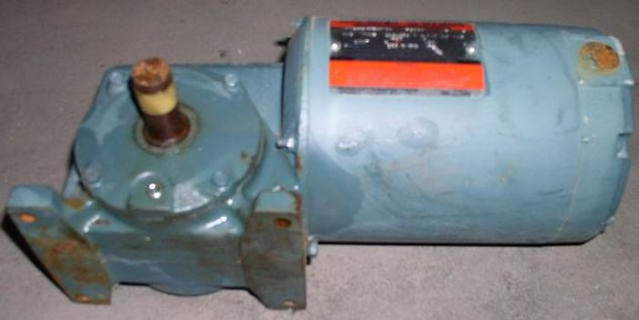 Reliance Right Angle Speed Reducer; 1725 RPM