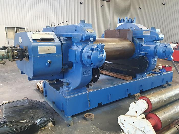David Bridge 60in x 22in 2 Roll Mill
