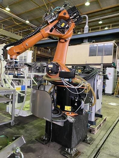 Gebraucht Industrieroboter KUKA KR60L30/3
