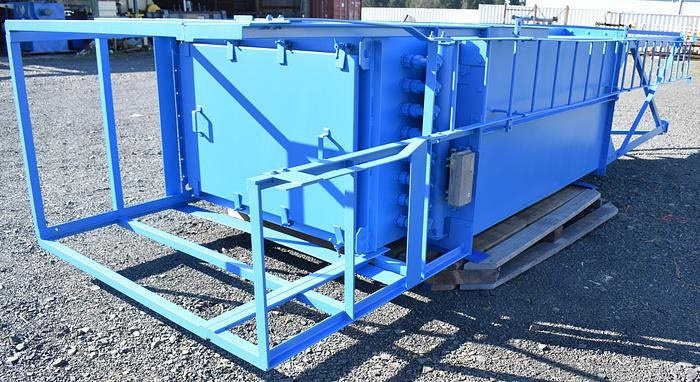 Used used Torit Donaldson 48 filter bags dust collector, 30HP fan, pulse jet cleaing bag house,  48 filter bags