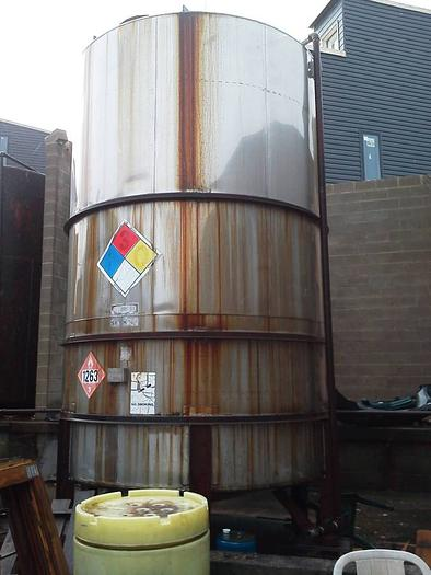 Used 4500gl Stainless Steel tank