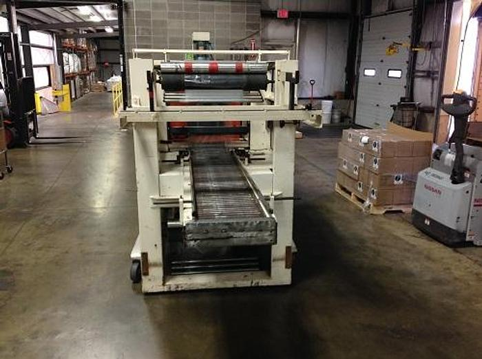 "AMSLER 24"" SHRINK BUNDLER"