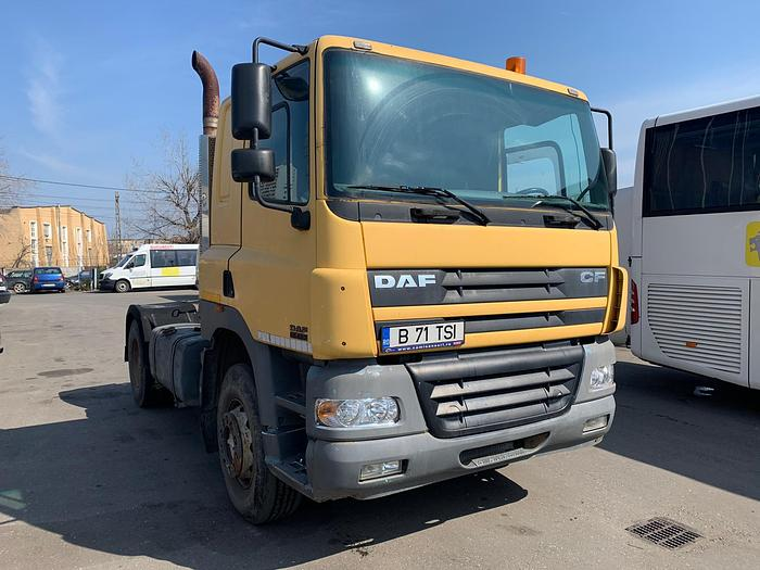 2002 DAF 85 CF 430 MANUAL EURO 3