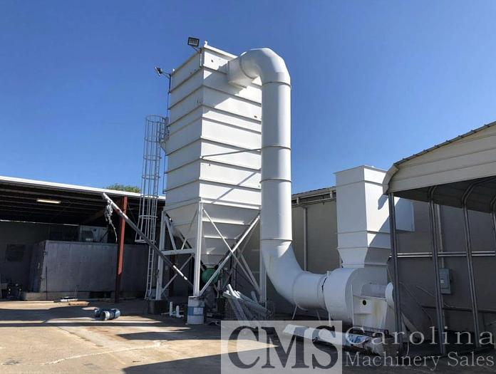 Used Mikro-Pulseaire Dust Collection System