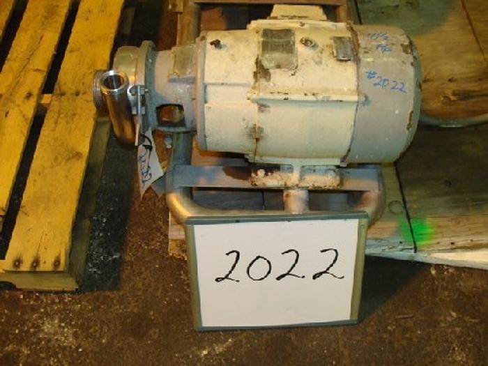 Used Crepaco 2 1/2'' x 1 1/2'' Centrifugal Pump
