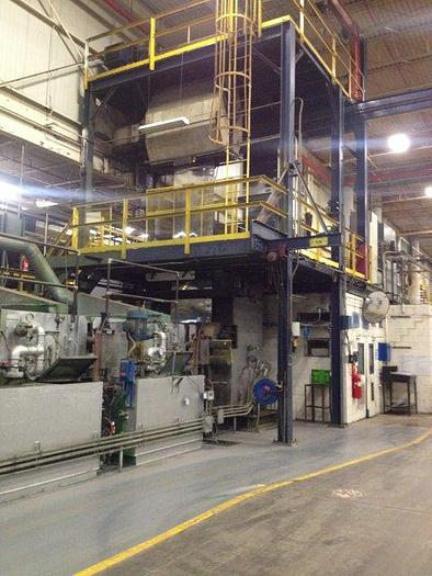 Used 60 Quot Aluminum Can End Coating Line Cc 157 For Sale At