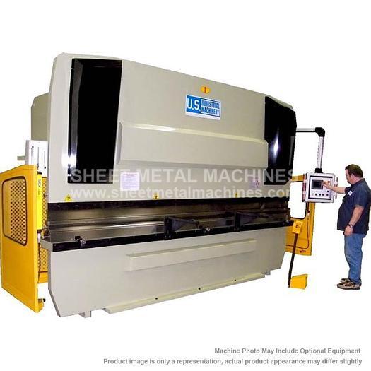 U.S. INDUSTRIAL CNC Hydraulic Press Brake USHB250-13