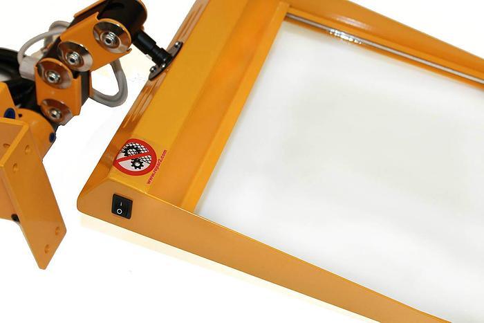 Medium with Glass Screen, Light & Micro-switch - Repar2  7MO2LCMA3