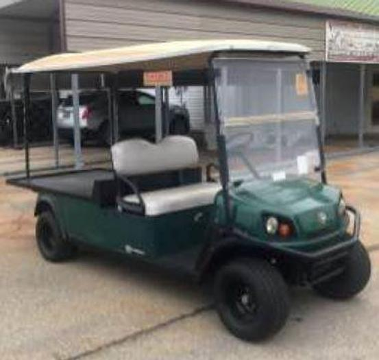 Used 2015 Cushman Shuttle Cart