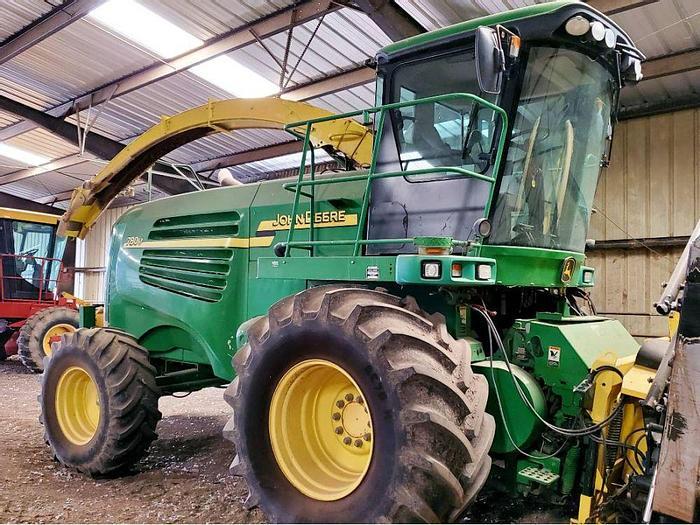 Used John Deere 7800 Forage Harvester w/ Rotary Head