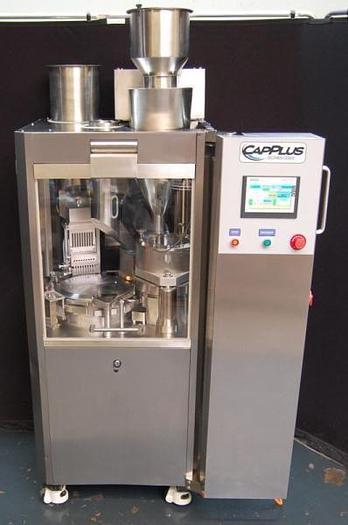 Used G15074D - Capsule Filler CAPPLUS CF 72