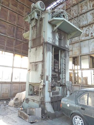 Used Press Trimming K2538