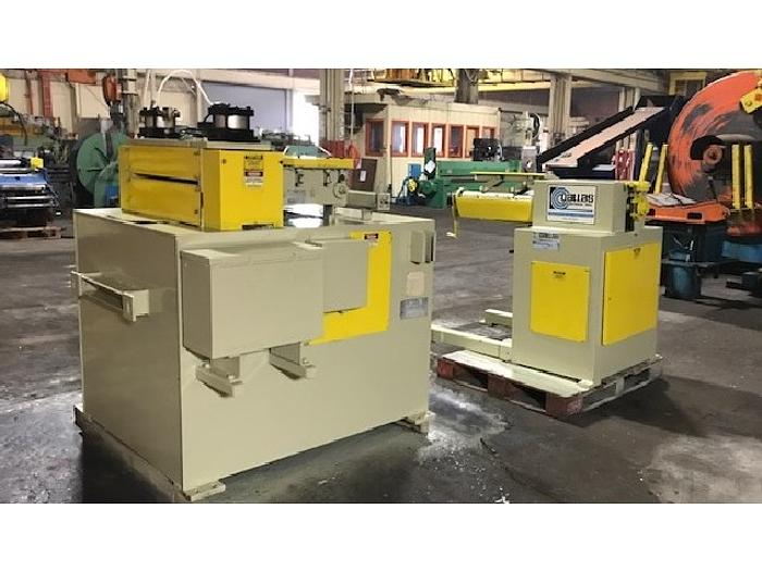 "24"" Dallas Servo Feeder Straightener Combo"