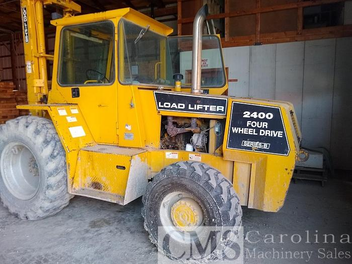 Used Load Lifter 12,000 Lbs Forklift