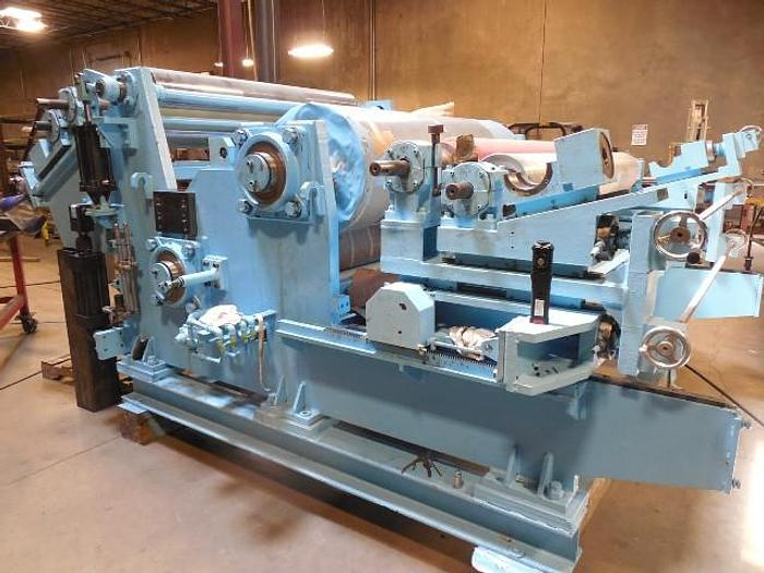 """Used 62"""" New and Refurbished Coil Coating Line: CC-175 (2018)"""