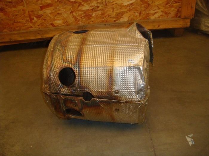 Capstone Turbine Thermal Insulation for C30 and C60 Microturbines