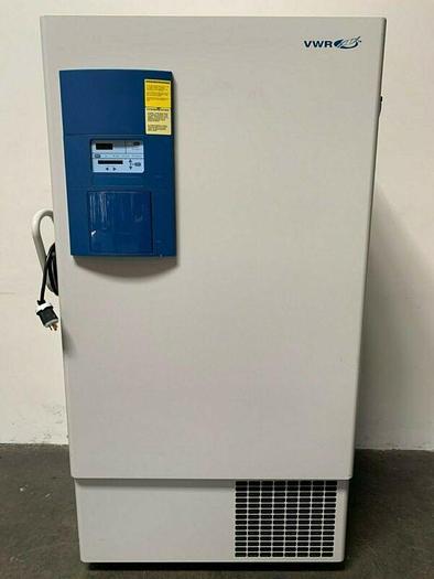 Used VWR 5606 -86ºC Ultra Low Laboratory Cryogenic Freezer 23 Cu Ft 230V