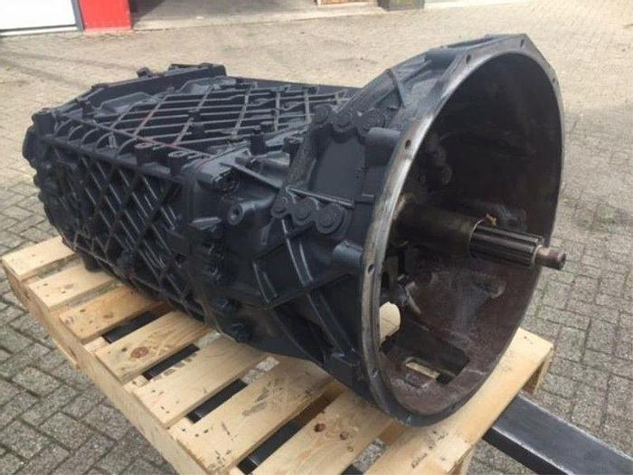 Used MAN ZF 16S2520 TO