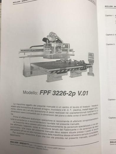 Bulleri FPF3226-2p V01