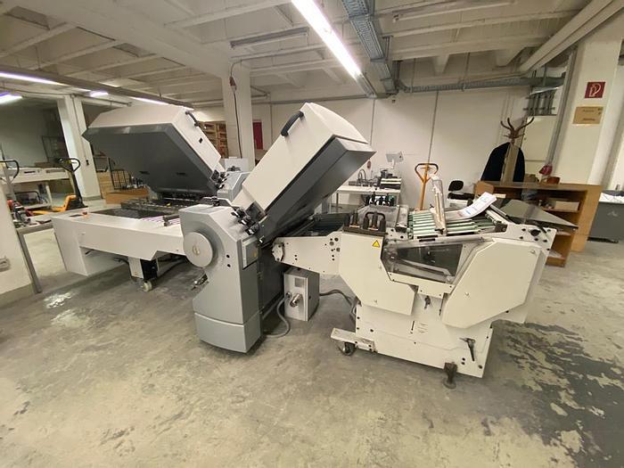 Gebraucht 2012 Heidelberg Stahlfolder TH 66 / 4-4 RFH